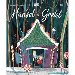 Livre Hanzel et Gretel - Découpes lasers