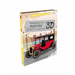 La voiture 3D - Voyage, découvre, explore
