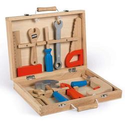 Boite à outils Brico'Kids en bois