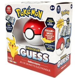 Pokémon-Dresseur Guess