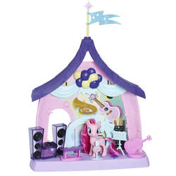 My Little Pony-La salle de classe de Pinkie Pie