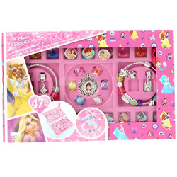 Disney Princesses-Coffret bijoux Charms
