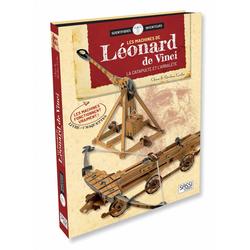 Les machines de Léonard de Vinci - La catapulte et l'arbalète
