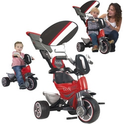 Tricycle évolutif Body Sport rouge