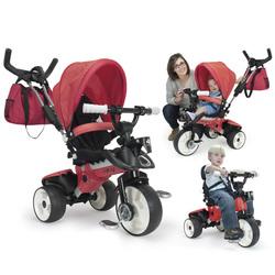 Tricycle évolutif City Max rouge