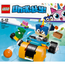 41452 - LEGO® Unikitty le tricycle de Prince Puppycorn