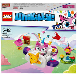 41451 - LEGO® Unikitty Voiture dans les nuages de Unikitty