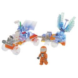 Laser Pegs-Mars Explorer