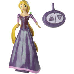 Figurine interactive Raiponce Danse et Chante - Disney Princesses