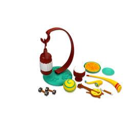Monchhichi-Set d'accessoires