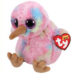 Beanie Boo's - Peluche Kiwi l'oiseau de 23 cm