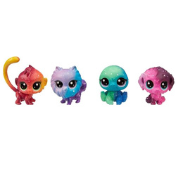 Littlest Petshop Galaxy-Meilleurs amis 2 figurines