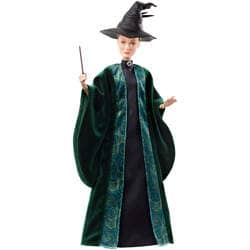 Poupée Harry Potter professeur McGonagall