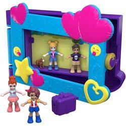 Polly Pocket et ses amis prennent la pose