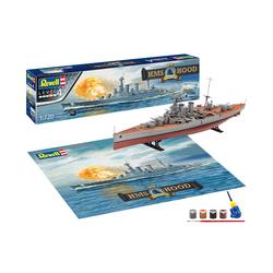 Maquette HMS HOOD - 100 ème anniversaire