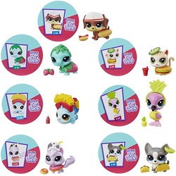 Littlest Petshop Gourmands