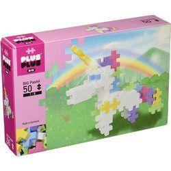 Plus Plus boîte puzzle 3D Licorne 51 pièces