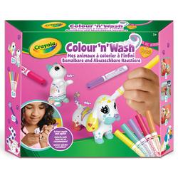 Color'n'Wash mes animaux à colorier à l'infini