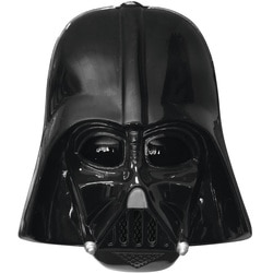Star Wars-Masque Dark Vador en PVC
