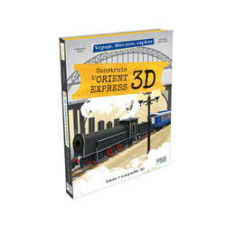 L'orient Express 3D - Voyage, découvre, explore