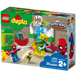10893 - LEGO® DUPLO Marvel Spiderman contre Electro