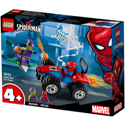 76133-LEGO® Marvel Spiderman et la course poursuite en voiture