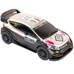 Voiture WRC World Rallye Ford Fiesta