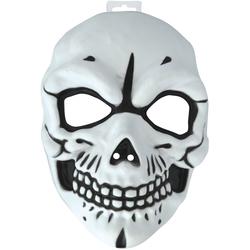 Masque Halloween Squelette en PVC