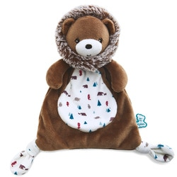 Filoo-Peluche doudou Ourson Gaston 20 cm