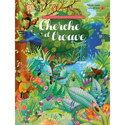 Livre Cherche et trouve les animaux du Monde