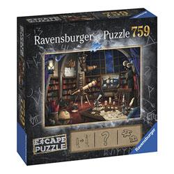 Escape Puzzle-Observatoire astronomique