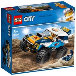60218 - LEGO® City La voiture de rallye du désert