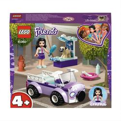 41360 - LEGO® Friends - La clinique vétérinaire mobile d'Emma