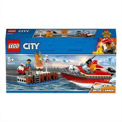60213 - LEGO® City L'incendie sur le quai