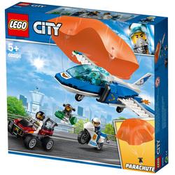 60208 - LEGO® City L'arrestation en parachute