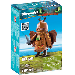 70044 - Playmobil Dragons 3 - Varek en combinaison de vol