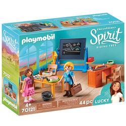 70121 - Playmobil Spirit - Mademoiselle Kate Flores salle de classe