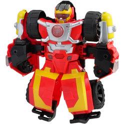 Transformers Rescue Bot Academy- Figurine Hot Shot électronique