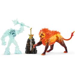 Figurines combat pour la super arme