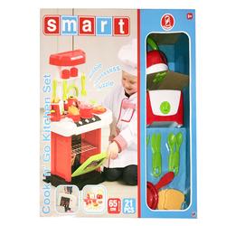 Cuisine Smart Cook avec accessoires