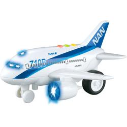 Avion sonore et lumineux