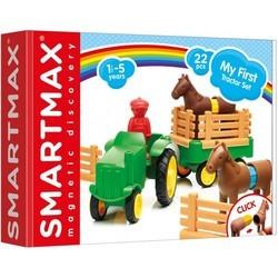 Jeu de construction magnétique My First Tracteur Smartmax