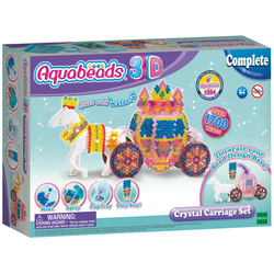 Aquabeads - 31391 - Le carrosse 3D