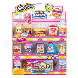 Shopkins 10 Shopper 16 pièces