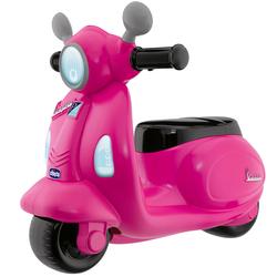Porteur Scooter Vespa Primavera Rose