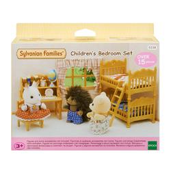 La chambre des enfants Sylvanian Families