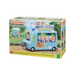 Le Bus Arc-en-ciel des bébés Sylvanian Families
