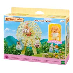 Sylvanian Families - 5333 - La grande roue des bébés
