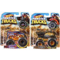 Hot Wheels-Monster Trucks 1/64 ème