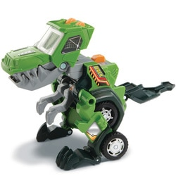 Voiture Jeep Drex super T-Rex - Switch & Go Dinos